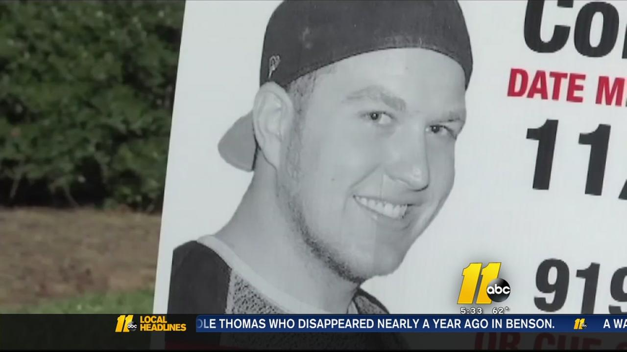 Renewed search for missing man Cole Thomas