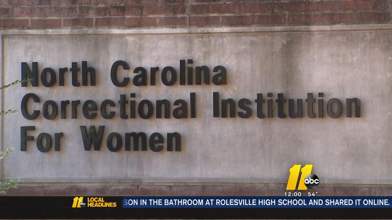 Raleigh womens prison correction officer assaulted by inmate