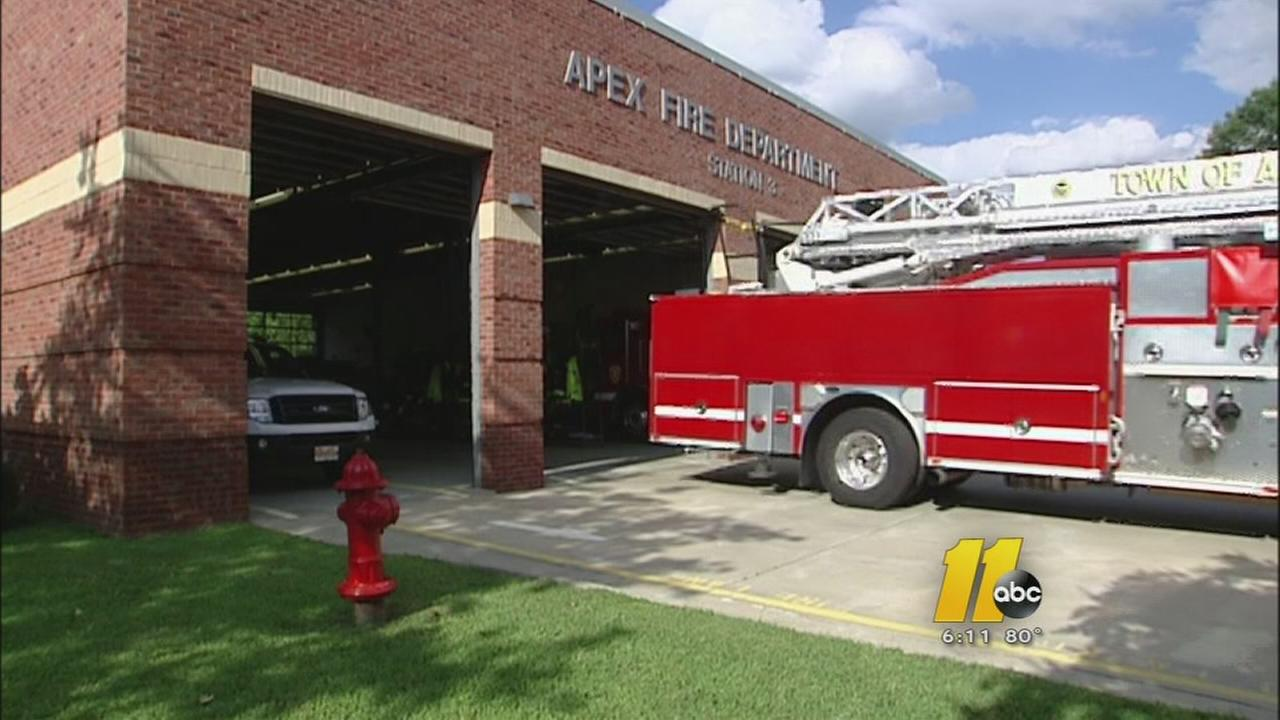 Apex growth causes fire concerns