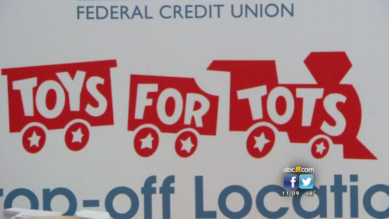 Toys for Tots launches holiday drive