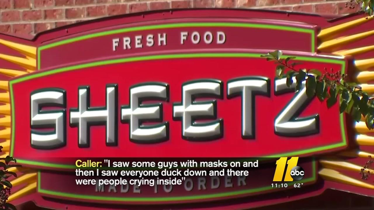 Charges filed in Morrisville Sheetz robbery