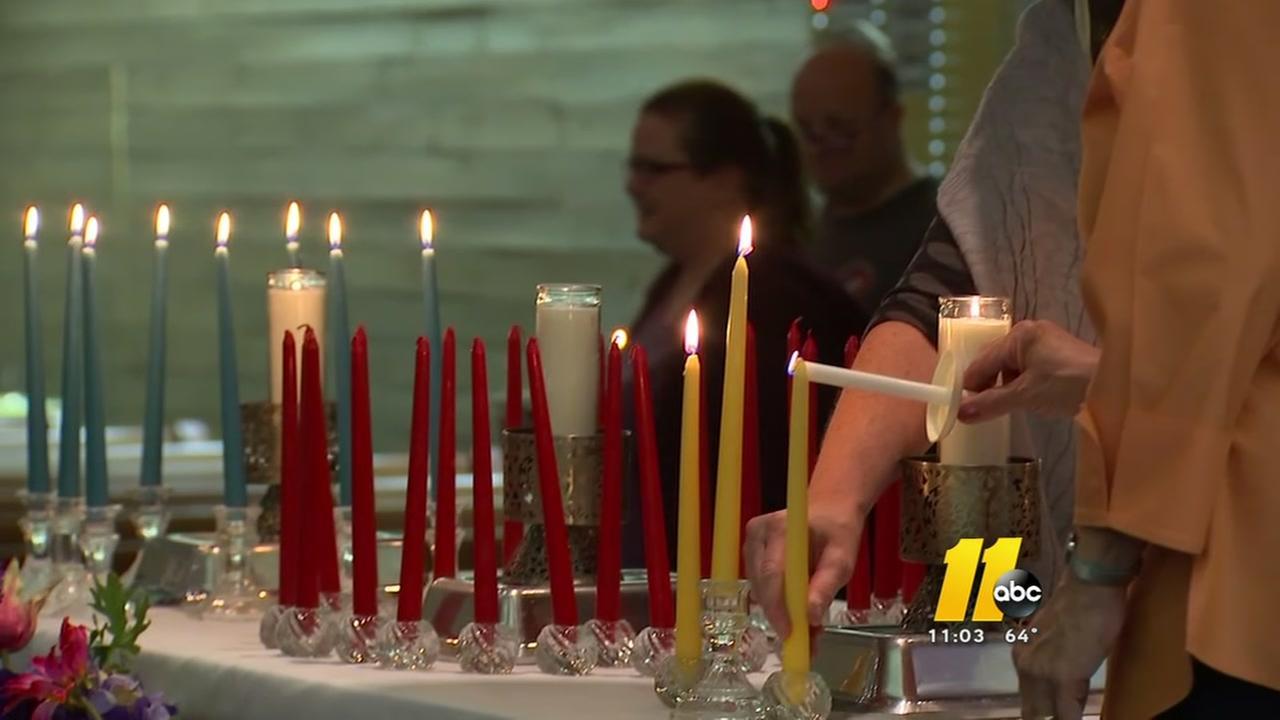 Vigil honors victims of three tragedies