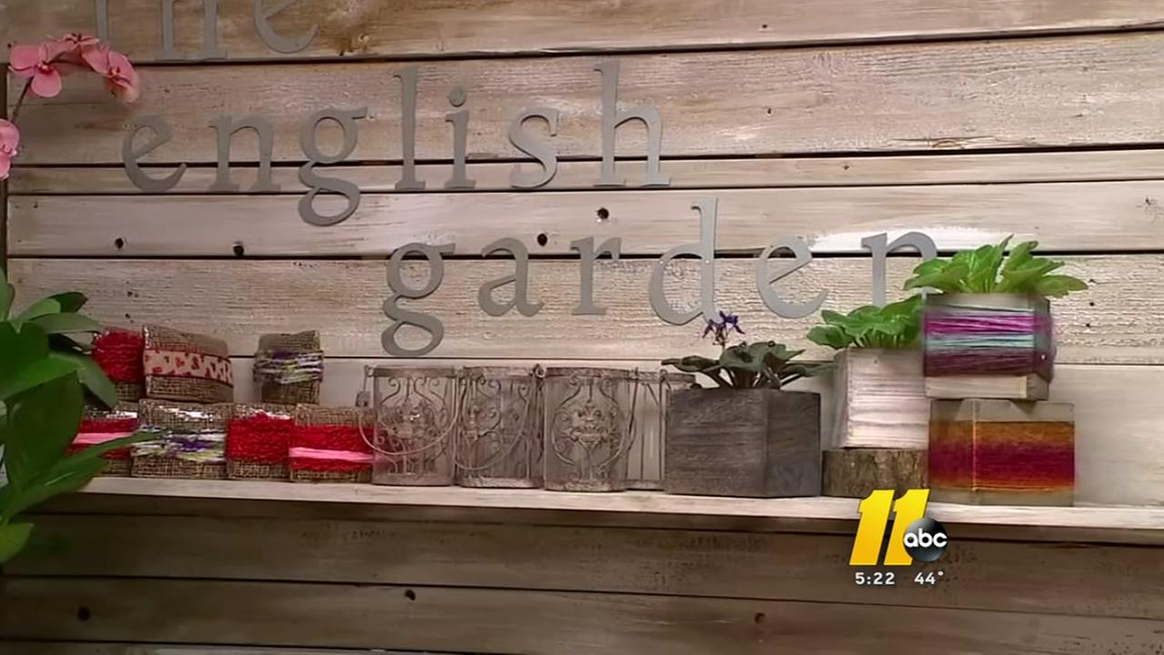 Raleigh Christmas Parade spotlight: English Garden