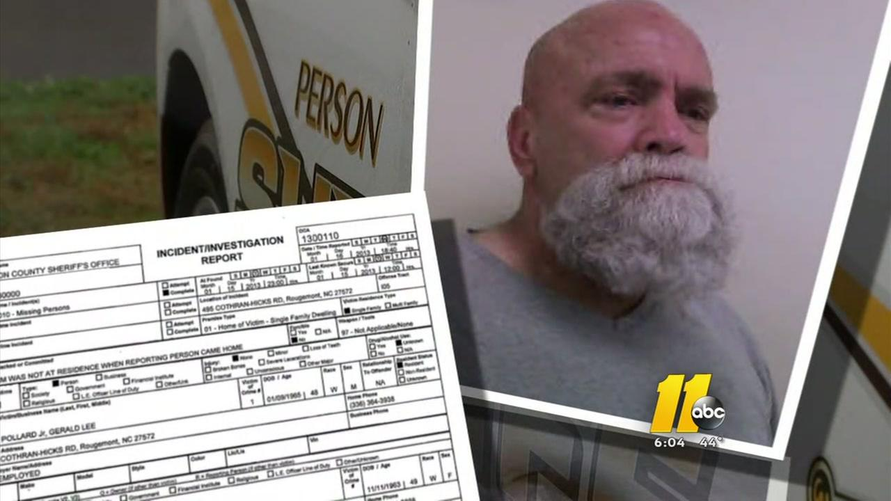 Person County deputies make arrest in cold case murder