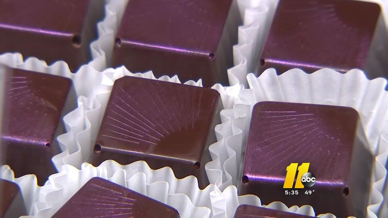 Raleigh Christmas Parade spotlight: Videri Chocolate Factory