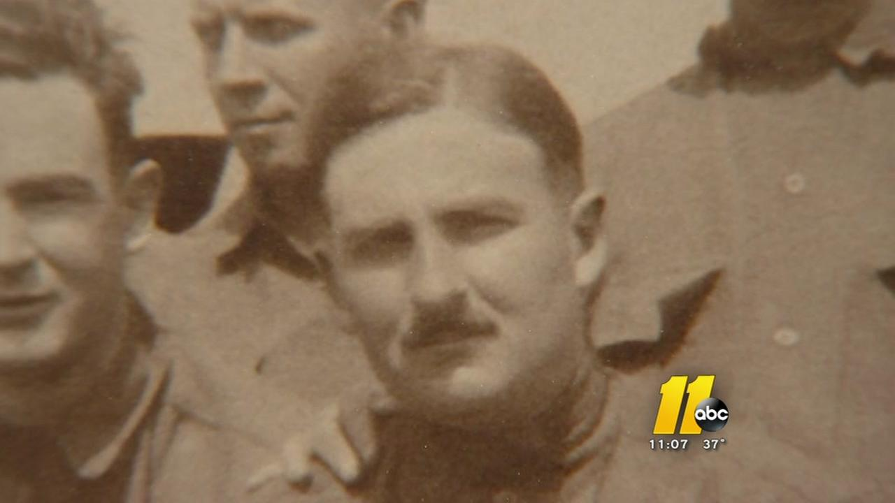 Cary family rediscovers relatives long lost World War I memoir