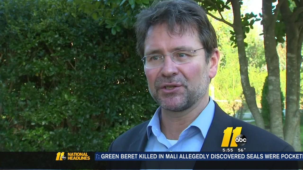 Virtual kidnapping scammers target Raleigh father