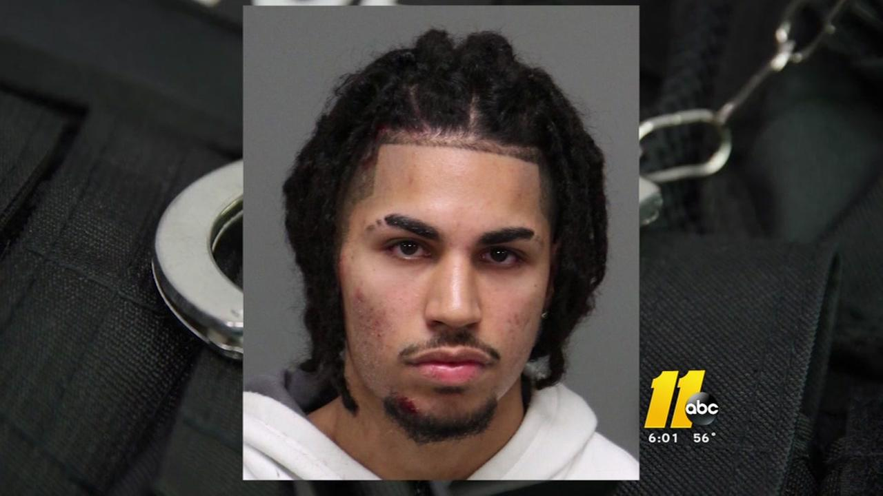 Raleigh man says police used excessive force