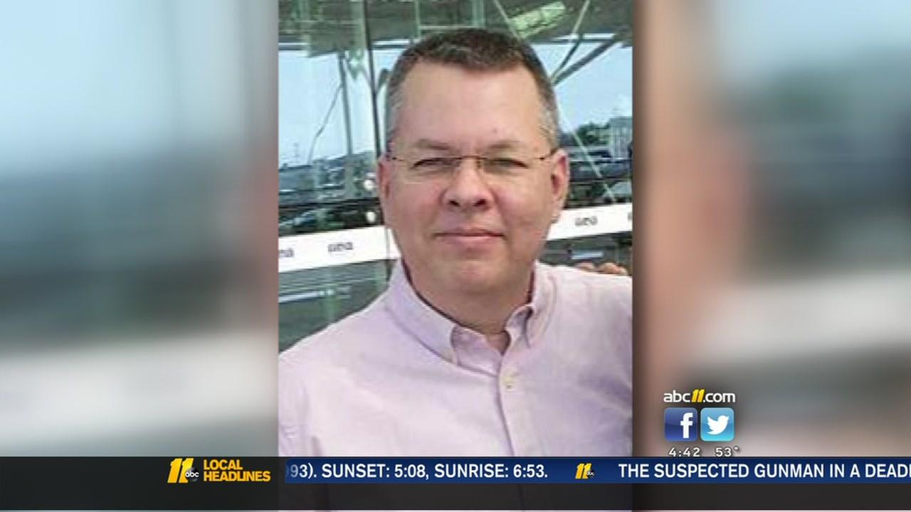 Fight to bring imprisoned NC pastor home continues