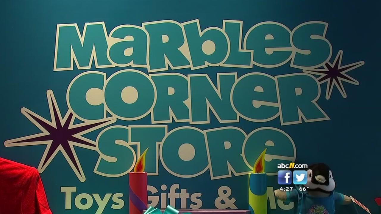 Raleigh Christmas Parade spotlight: Marbles
