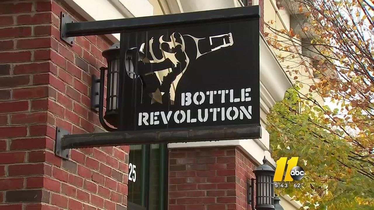 Raleigh Christmas Parade spotlight: Bottle Revolution