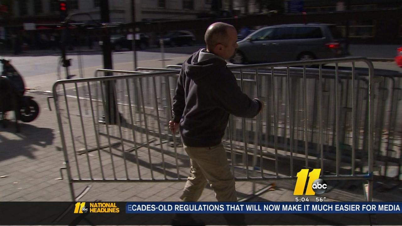 Police increase security for Raleigh Christmas Parade