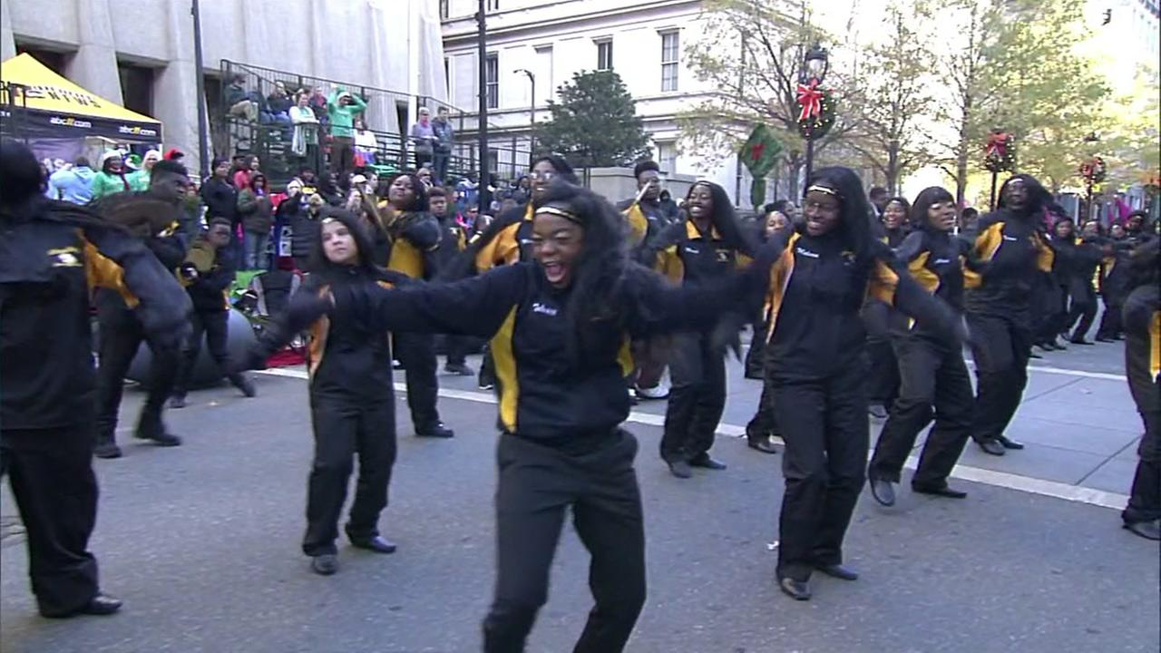 Watch the entire ABC11/LeithCars.com Raleigh Christmas Parade.
