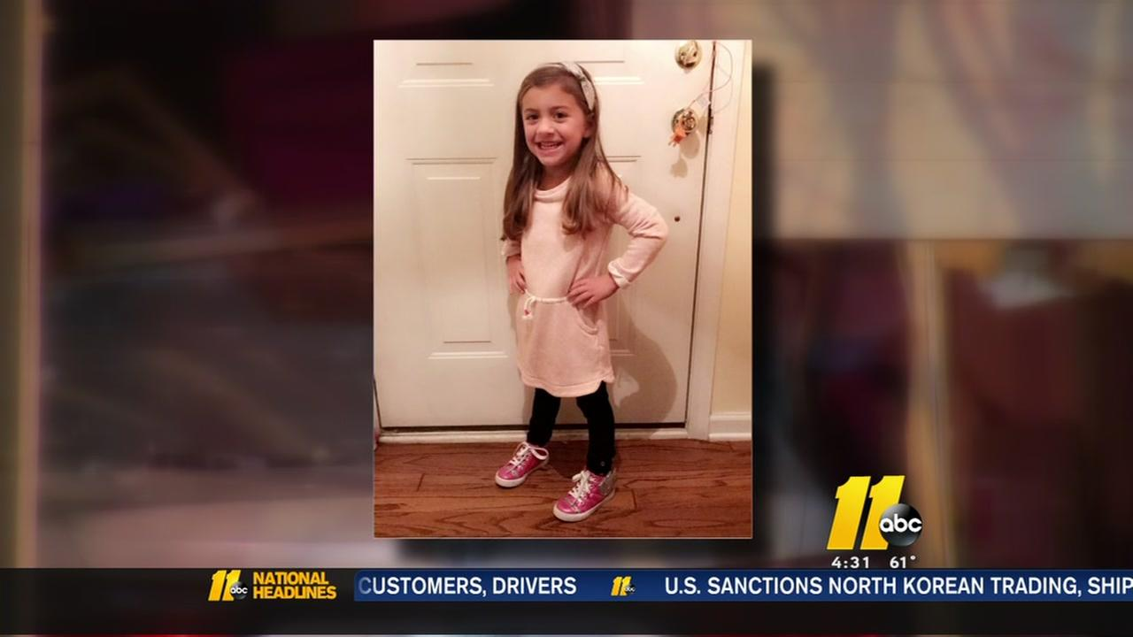 Apex mom after car hit 4-year-old daughter in her bedroom: God really protected her