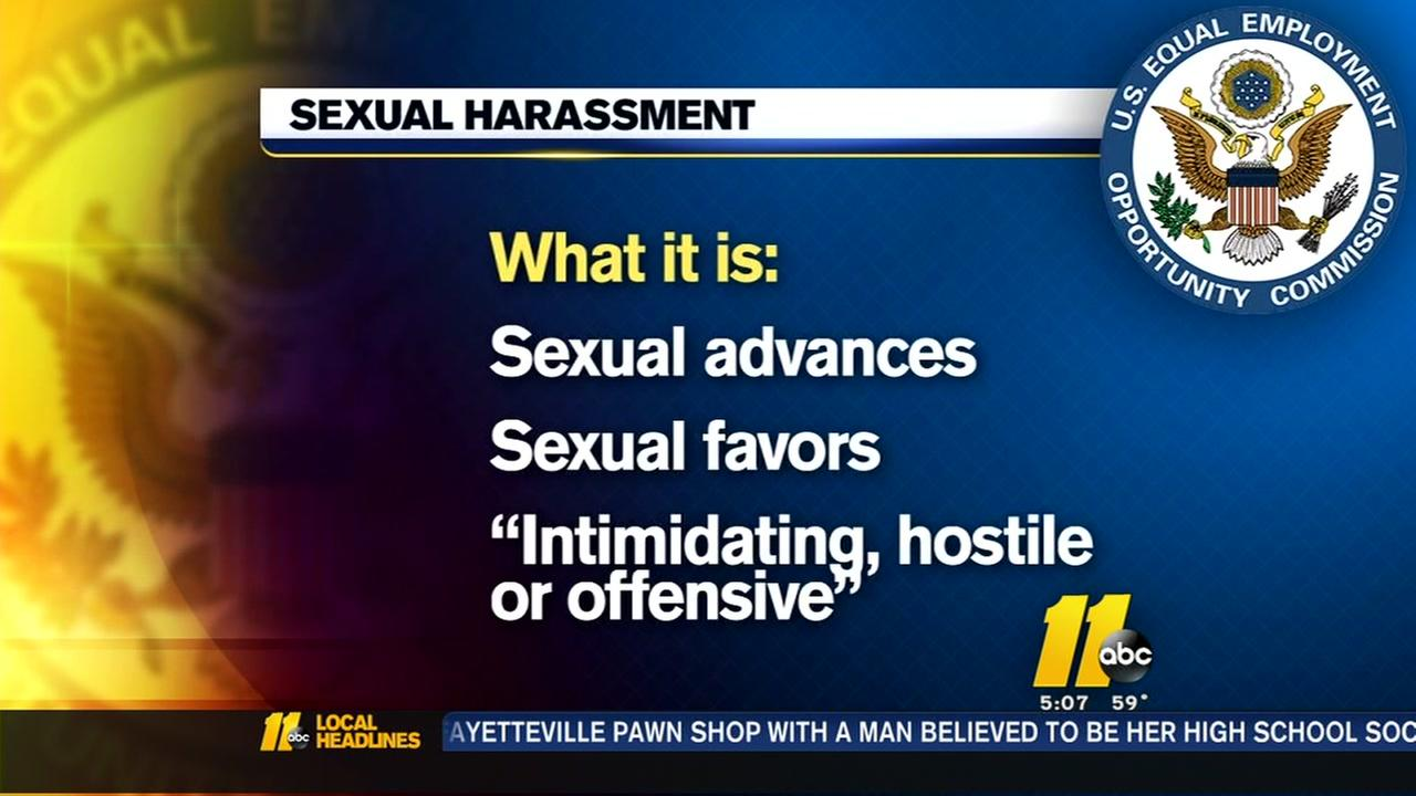 I-Team: Women professionals offer context to sexual harassment debate