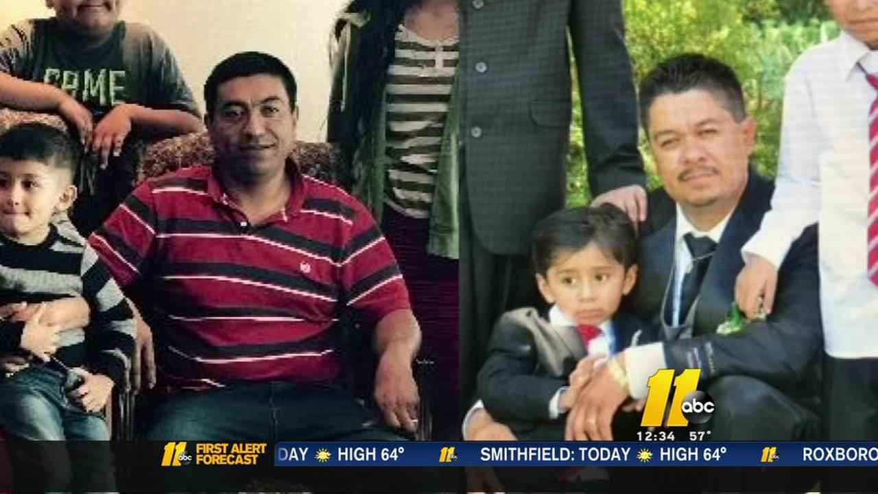Triangle families seeking help to stop deportation