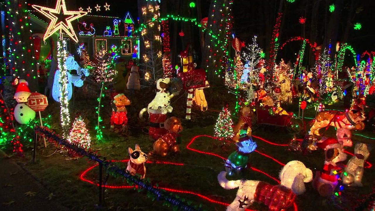Where To See Christmas Lights In Wake County Abc11 Com