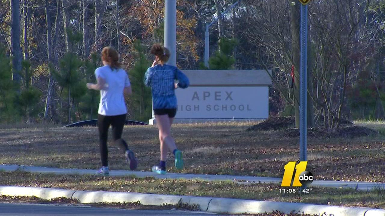 Single case of whooping cough confirmed at Apex High School