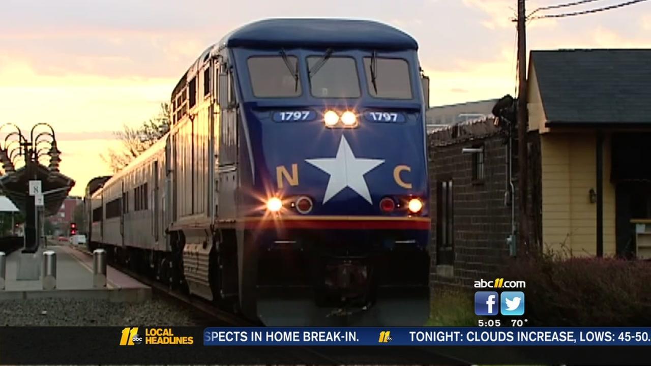 How safe is Amtrak train travel in North Carolina?