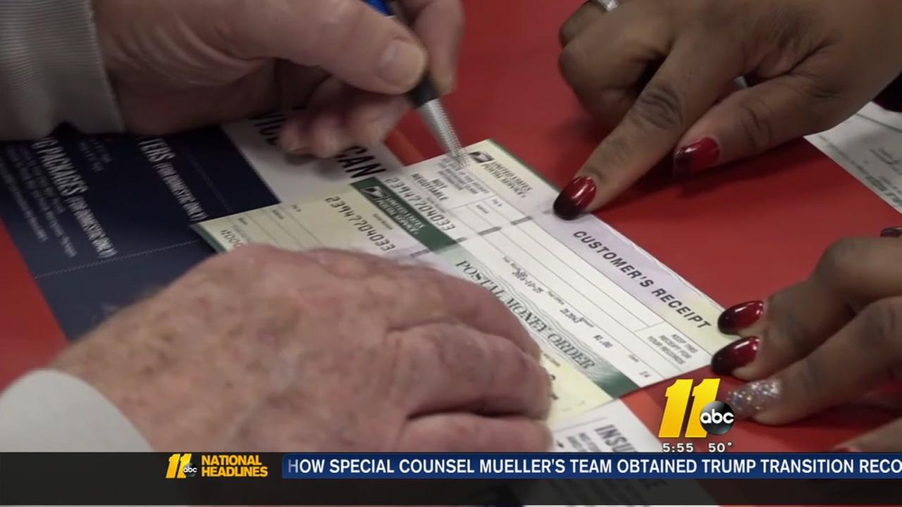Vietnam War veteran falls for sweepstakes scam