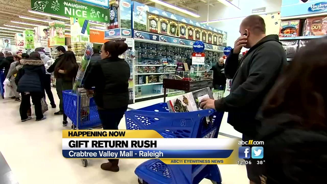 Tips to make your holiday gift returns quick and easy