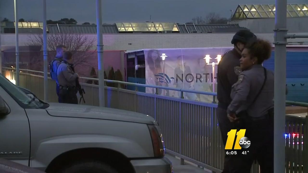 Calls for peace after Northgate Mall shooting