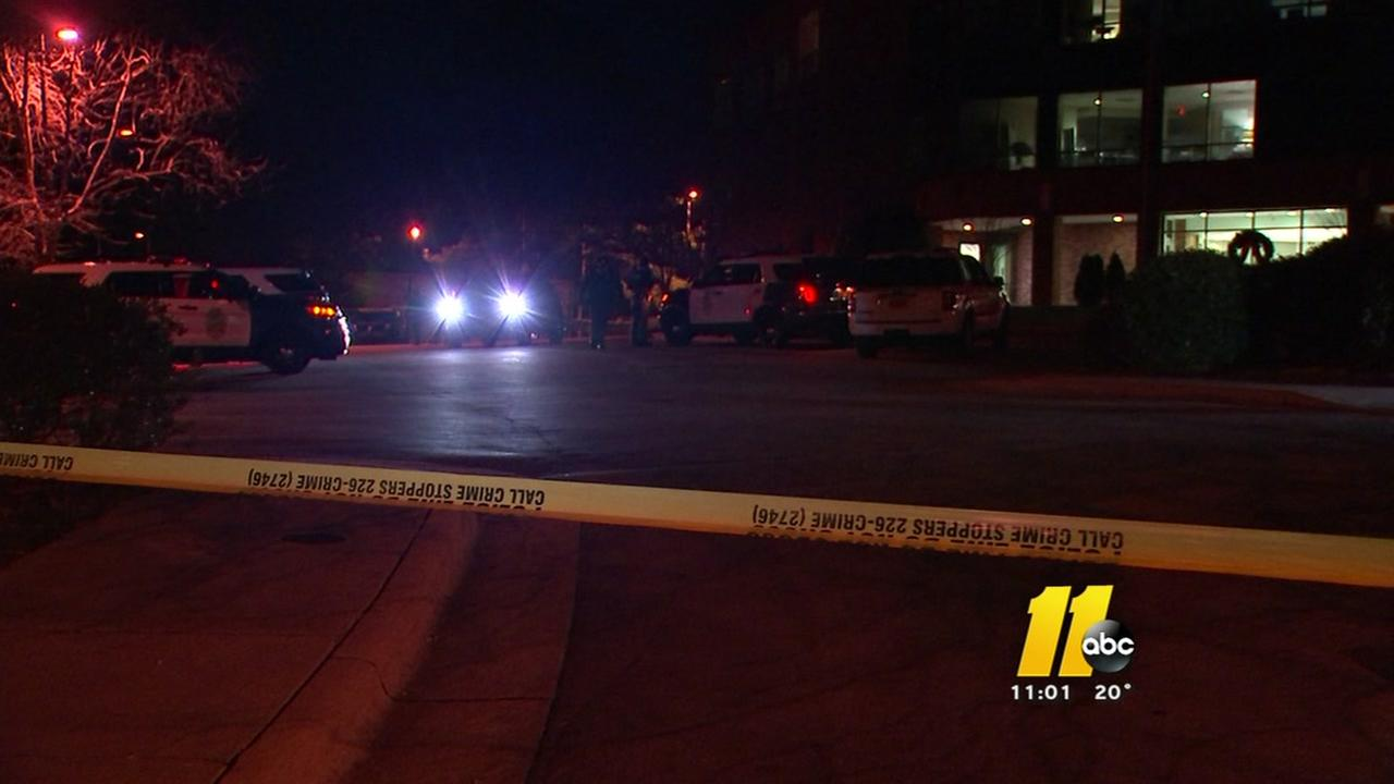 Body found in Raleigh