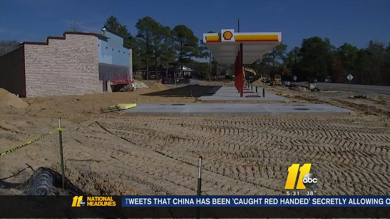 Gas station angers Hope Mills residents
