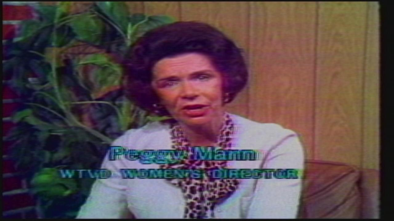 Peggy Mann: The spirit of WTVD
