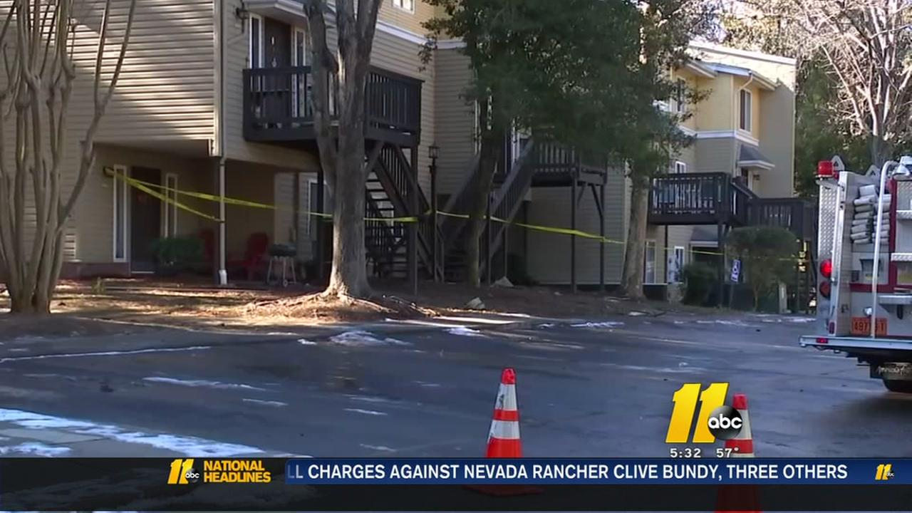 Carrboro apartment fire ruled accidental