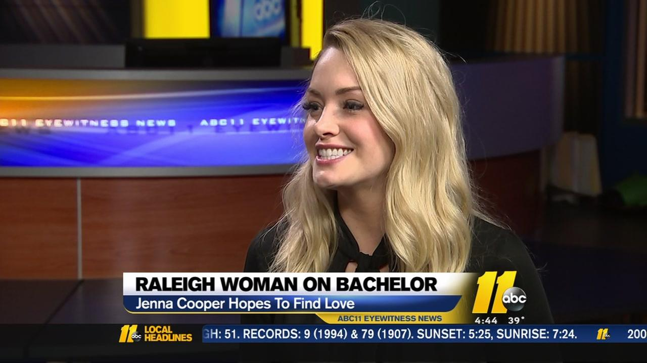 Raleigh resident appears on The Bachelor