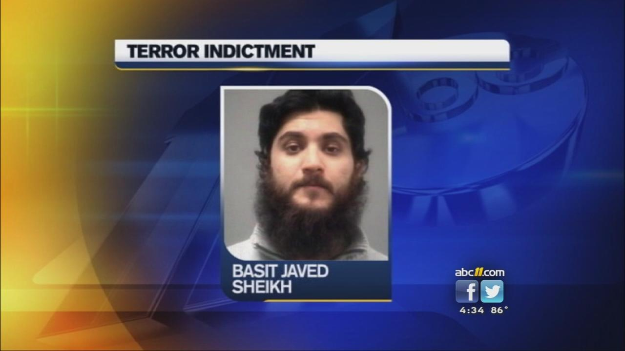New details revealed about Cary terror suspect