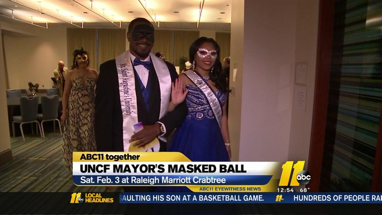 UNCF Mayors Masked Ball