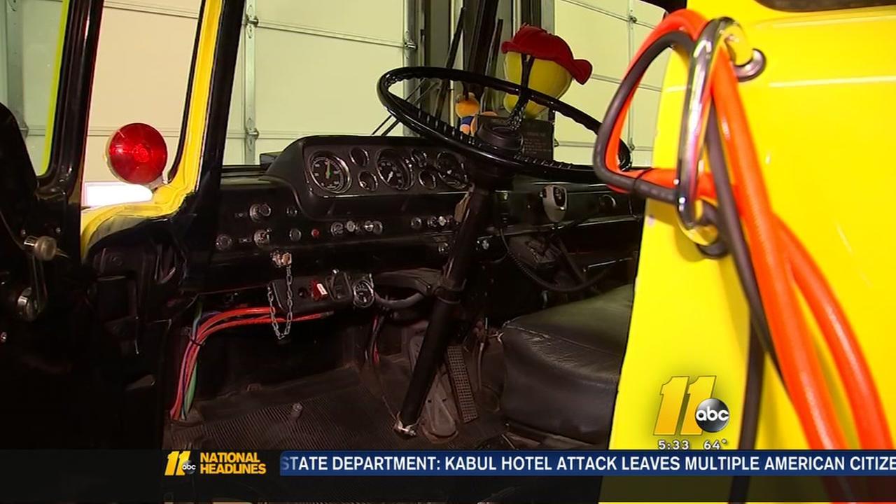 Volunteer fire departments in dire need of funding