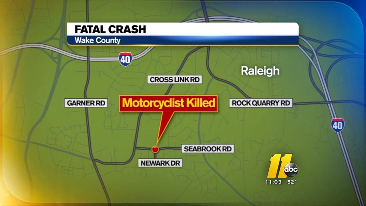 Motorcyclist dies in crash with car