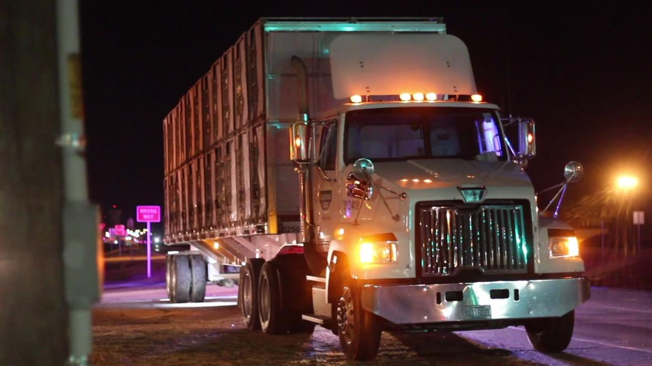 NC man killed after being hit by tractor-trailer, tow truck