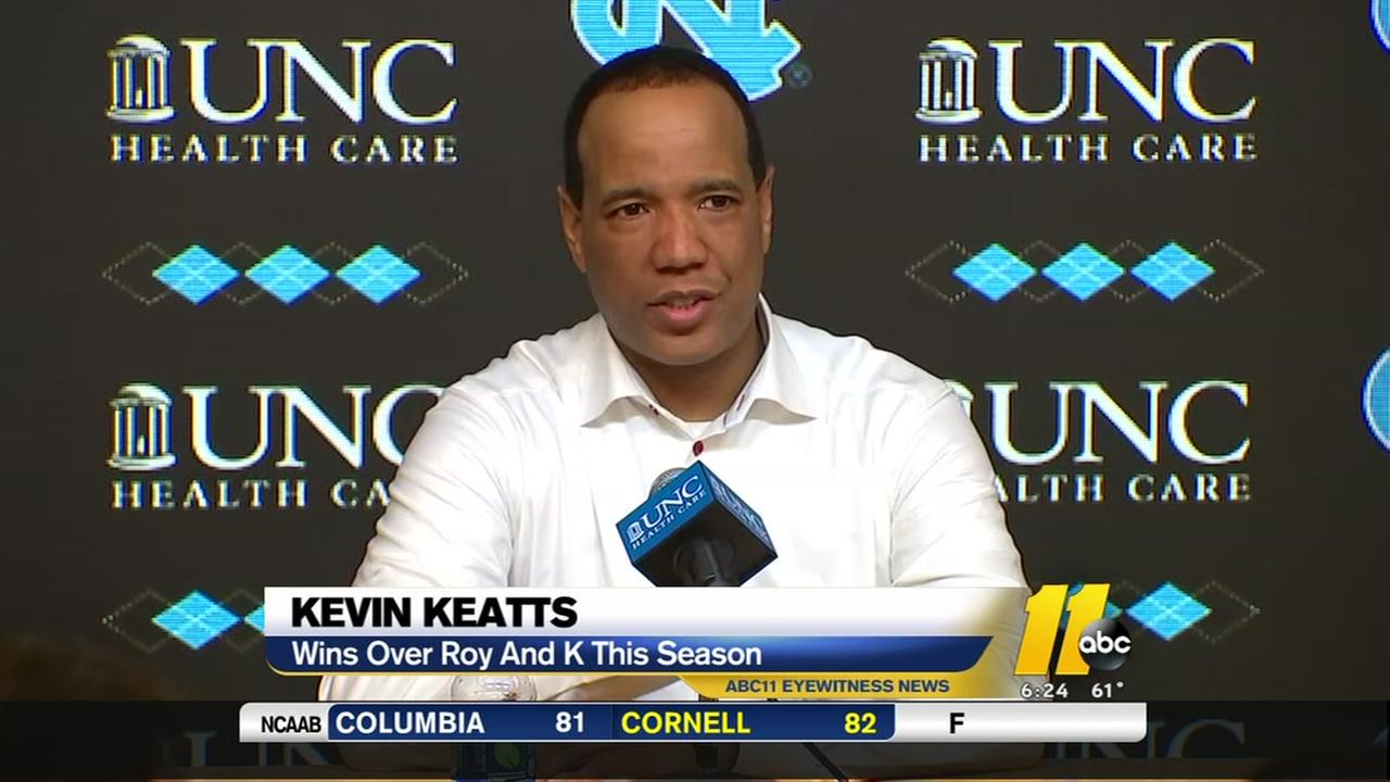 Kevin Keatts conquers the Triangle