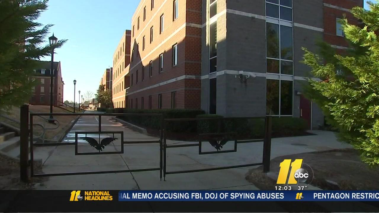 Police: Students robbed in dorms at NCCUs Richmond Hall