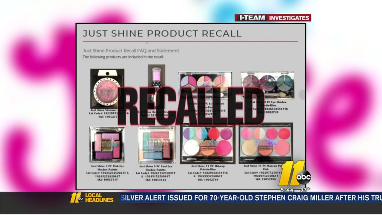 Justice makeup for children recalled after Troubleshooter report