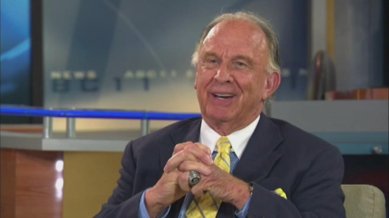 Former WTVD sports director Don Shea