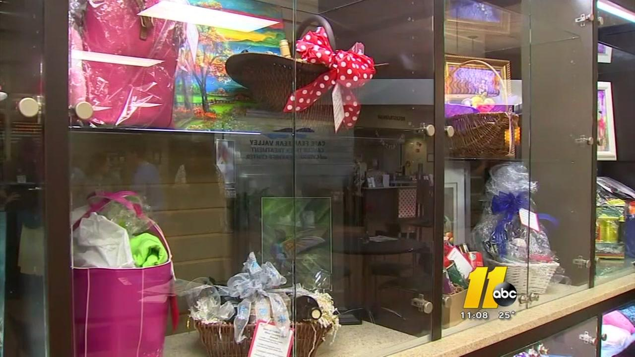 Fayetteville unites to replace stolen gift cards for cancer