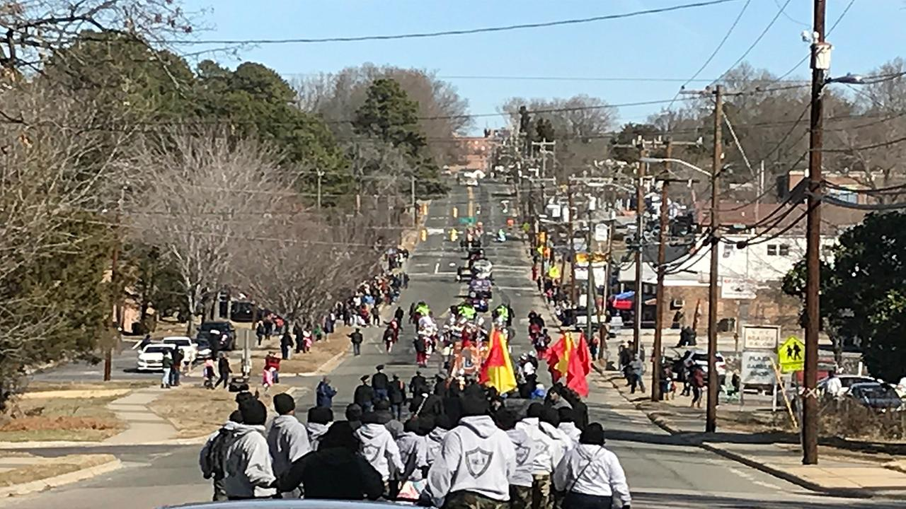 16th Annual NC MLK Black History Month Parade