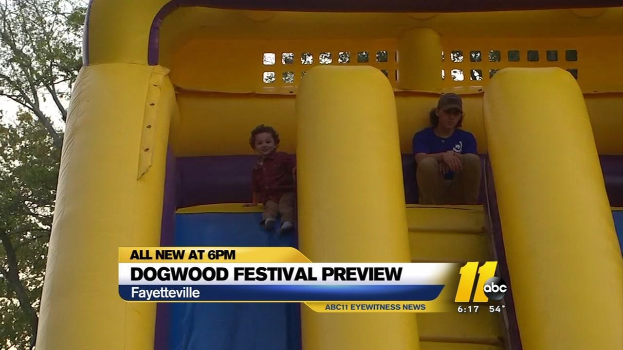 Dogwood Festival Preview