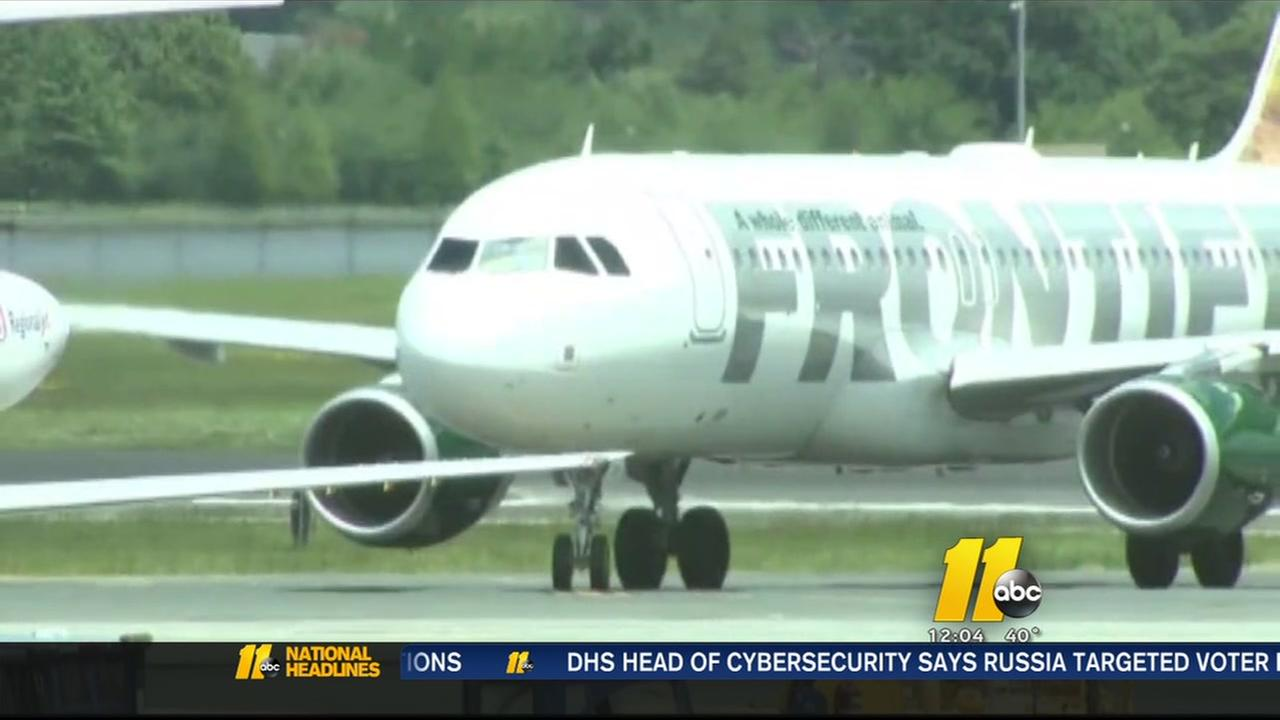 Frontier Airlines adding multiple nonstop flights from RDU