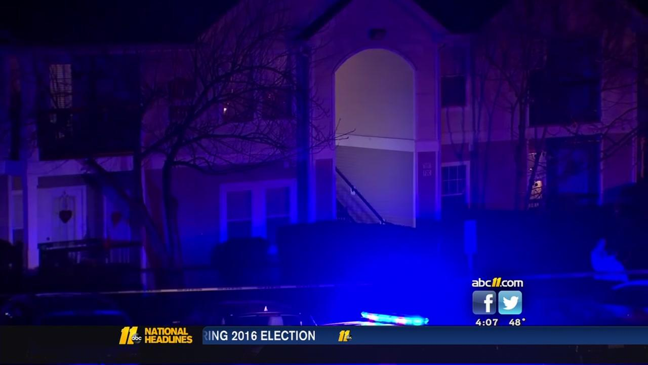 911 tapes reveal tense scene at Raleigh shooting