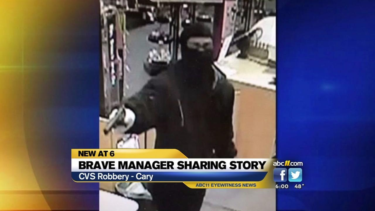CVS manager shares story of confronting robber