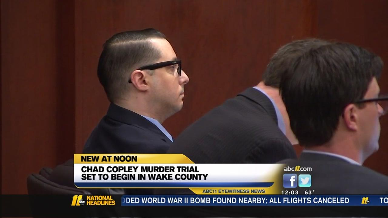 Jury selection begins for Chad Copley trial