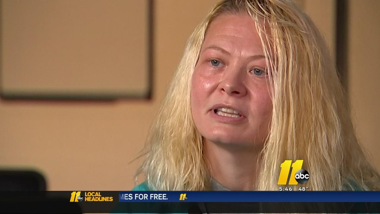 Tammy Franklin speaks from prison to ABC11