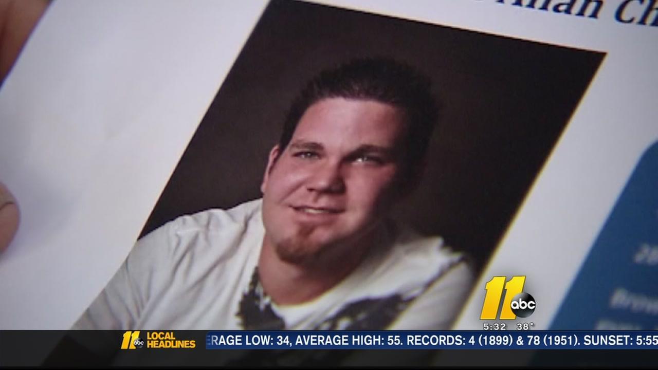 Man arrested in 2014 Fayetteville murder case
