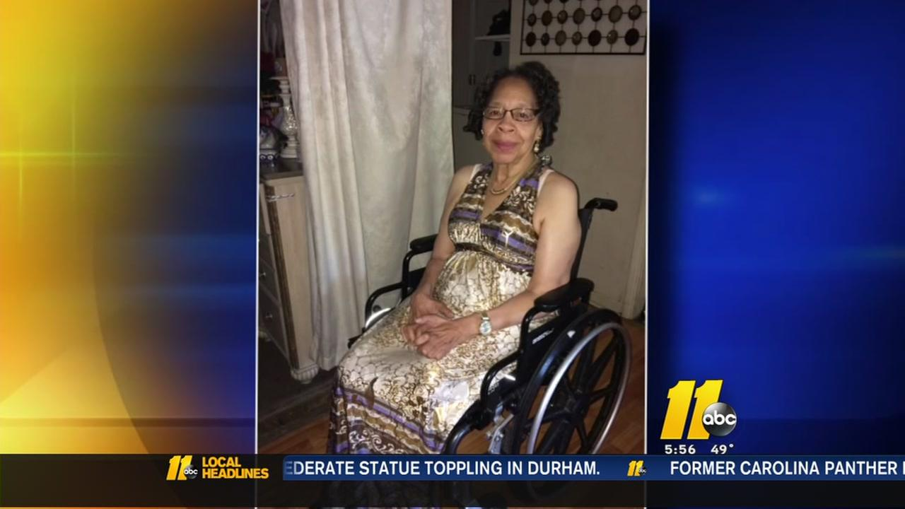 Grandmother who lost leg still waits for answers